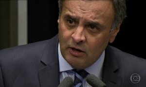 Supremo discute pedido de prisão e afastamento de Aécio Neves