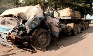No ES, é preso o responsável pelo caminhão do acidente com 22 mortos