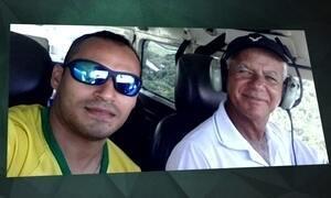 Piloto faz pouso de emergência em rio, mas morre em tentativa de resgate
