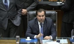 Câmara notifica Michel Temer sobre denúncia por corrupção passiva
