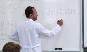 Hoje é dia de Matemática: olimpíada de cálculos
