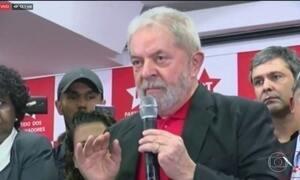 Lula se diz inocente da condenação por corrupção e lavagem de dinheiro