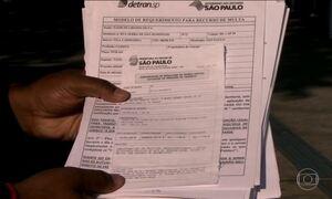 Maioria de recursos de multas são negados em SP