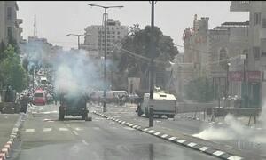 Três palestinos morrem em conflito em Jerusalém oriental