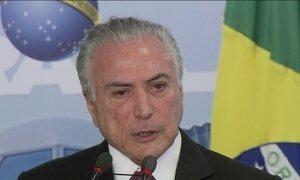 Com possível nova denúncia contra Temer, Planalto avalia nova estratégia