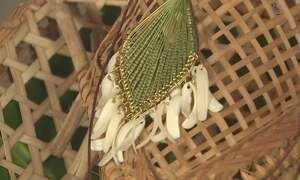 No Amapá, escamas de peixes não vão para o lixo e viram joias