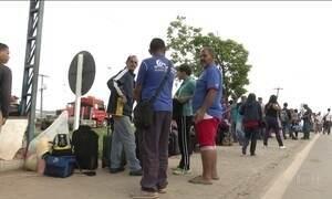 Roraima pede reforço de tropas federais na fronteira com Venezuela