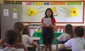 Cidade do CE se une com objetivo de dar educação para todas as crianças