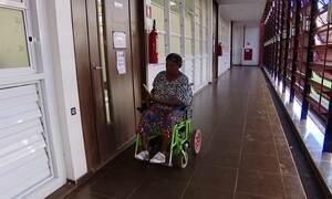 Aplicativo indica caminho acessível cadeirantes