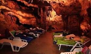 Ar puro das cavernas da Eslováquia é tratamento para doenças respiratórias