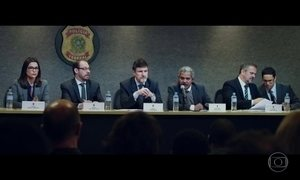 Filme da Lava Jato mostra ponto de vista de delegado da PF e sua equipe