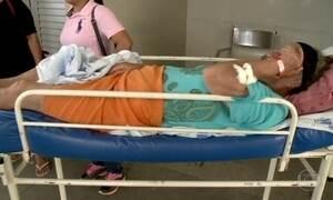 Mesmo com milhões gastos, falta o básico no Hospital Geral de Alagoas