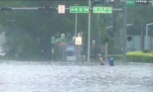 Sobe para 41 o número de mortos na passagem do Furacão Irma