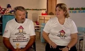Família de Fortaleza transforma dor em energia para ajudar quem precisa