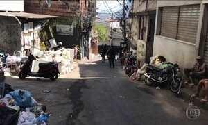 Favela da Rocinha, no Rio, tem quinto dia de guerra entre traficantes