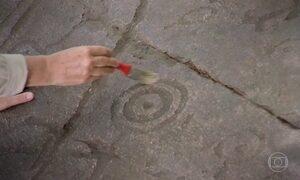 Arqueólogos buscam na arte rupestre a origem dos povos do Pantanal