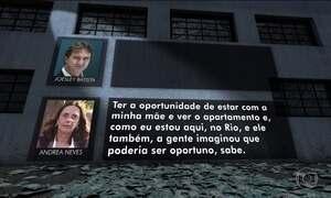 Assessoria de Aécio divulga áudio de Andrea Neves com Joesley
