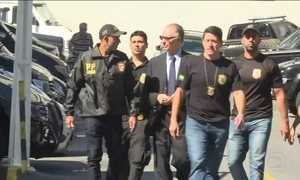 Depois de preso, Nuzman pede afastamento do cargo no COB