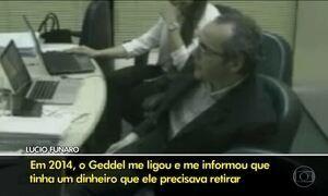 Divulgados trechos da gravação do depoimento do doleiro Lúcio Funaro