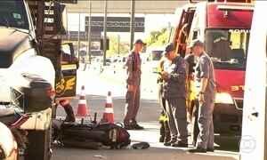 Número de acidentes fatais no trânsito brasileiro aumenta