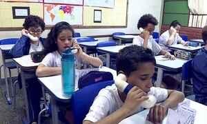 Toque de mestre: sussurrofone melhora desempenho dos alunos
