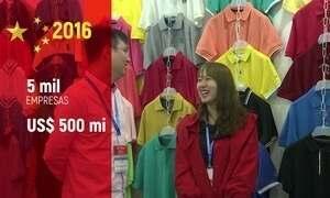 Chineses mostram para brasileiros como o país virou campeão de vendas
