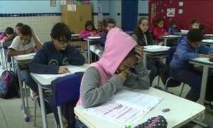 Seis milhões e meio de alunos farão a Prova Brasil