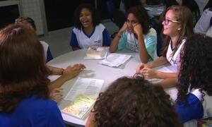 Toque de Mestre: Academia Estudantil de Letras