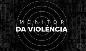 Monitor da Violência do G1 constata: 64% dos casos não foram concluídos