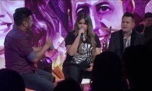 Marília Mendonça lança música nova com a dupla Bruno e Marrone
