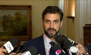 Secretário do ES é o novo diretor de Combate ao Crime Organizado da PF