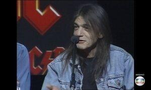 Morre guitarrista Malcolm Young, um dos fundadores da banda AC/DC