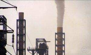 Brasil bate recorde de emissão de gases do efeito estufa