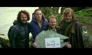 'Os Últimos Jedi' marca despedida da atriz Carrie Fisher da saga 'Star Wars'