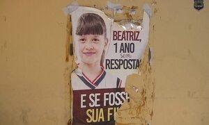 Assassinato da menina Beatriz, no sertão de PE, continua sem solução