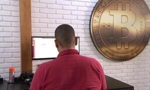 Bitcoins oferecem oportunidades  de negócios