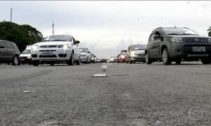 Média de mortes em acidentes de trânsito sobe 12% no fim do ano