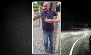 Fantástico ouve testemunhas de acidente causado por João Pizzolatti