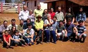 Família de agricultores de MG tem história de trabalho e amor pelas coisas do campo