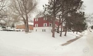 Saiba como é viver nas mais geladas cidades dos Estados Unidos no auge do inverno