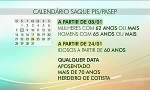 Governo divulga o calendário de pagamento do PIS/Pasep