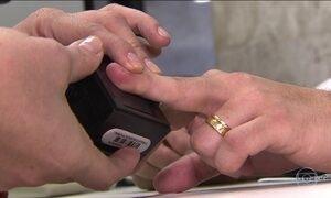 Prazo final para fazer cadastramento de biometria varia conforme o estado