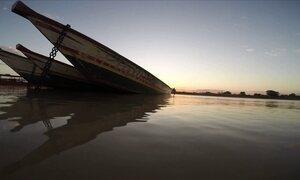 Rio Grande sobrevive às secas e mantém lavouras no oeste da Bahia