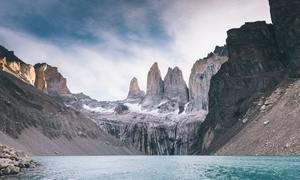 Suba montanhas, atravesse florestas e navegue por geleiras no Chile