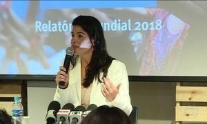 Relatório internacional chama a atenção para a violência no Brasil
