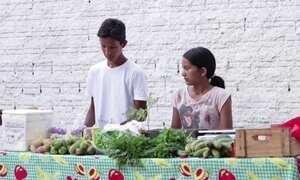 Instituto promove integração entre consumidores e agricultores locais