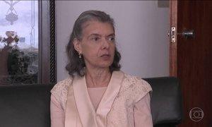 Com cerimônia pronta, Cármen Lúcia suspende posse de Cristiane Brasil