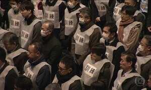 Tóquio tem treinamento para ataque de mísseis da Coreia do Norte