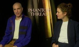 Daniel Day-Lewis disputa quarto Oscar por papel de estilista da alta sociedade