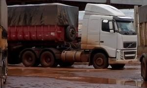 Produtores de soja do Mato Grosso sofrem para escoar a safra